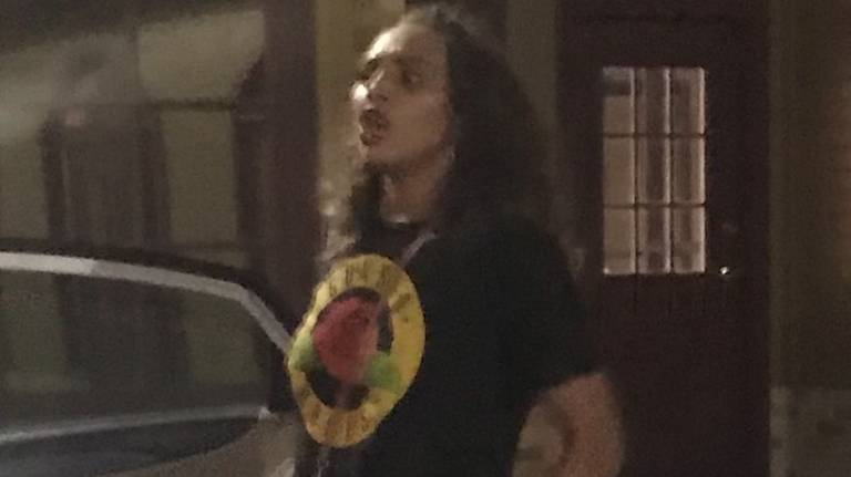 Oakdale police seek suspect in rock-throwing assault outside restaurant and bar