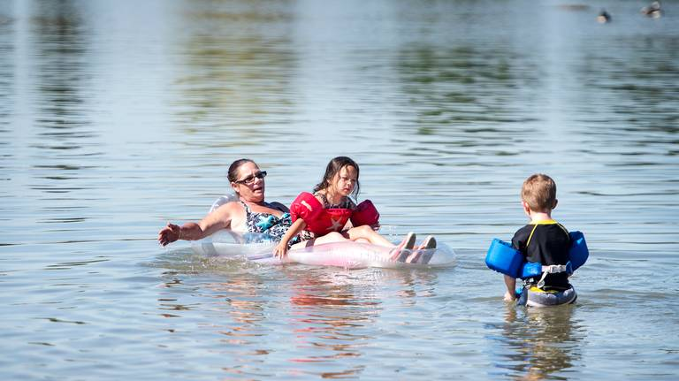 What the hot days ahead mean for rivers and reservoirs in Stanislaus County