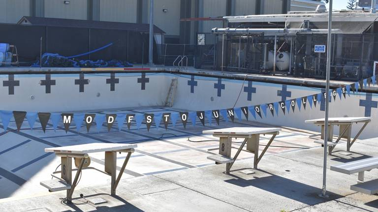 When will MJC aquatics center reopen? Frustrated students, community members want to know