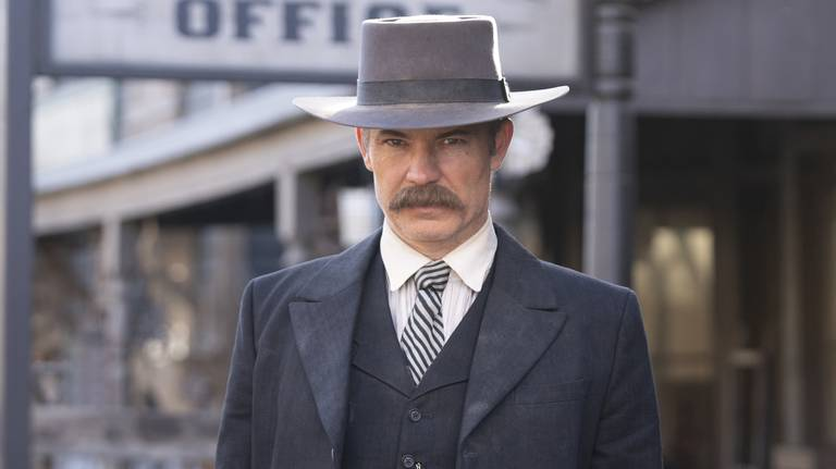 See Modesto's Timothy Olyphant back as Seth Bullock in HBO's new 'Deadwood' trailer