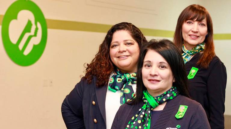 Girl Scouts tap these three Stanislaus women to help build the organization